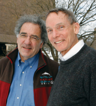 Robert Austin and William Happer