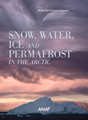 AMAP - Snow, Water, Ice, and Permafrost in the Arctic