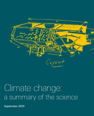 The Royal Society (UK) - Climate Change: A Summary of the Science