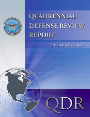 U.S. Department of Defense - Quadrennial Defense Review Report