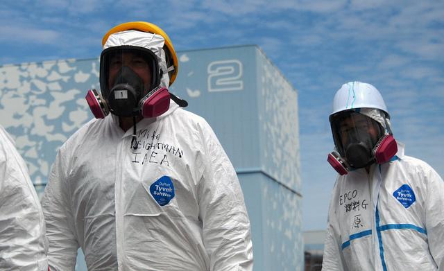 IAEA Inspectors Visit Fukushima Plant - May 2011